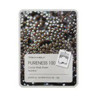 Pureness 100 Caviar Mask Sheet - Маска с экстрактом икры