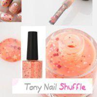 Tony Nail Shuffle SH02 - Лак-суфле для ногтей