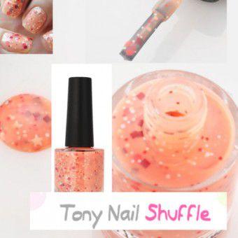 TonyMoly Tony Nail Shuffle SH02 - Лак-суфле для ногтей