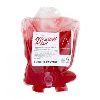 TonyMoly Horror Fantasy Red Blood Wash - Гель для душа ароматизированный