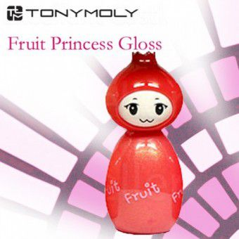 TonyMoly Fruit Princess Gloss3 - 05 Pomegranate Princess - Блеск для губ