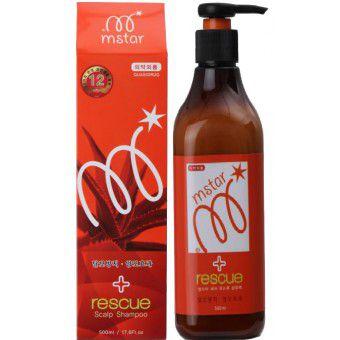 Gain Cosmetics Mstar Rescue Sclap Shampoo - Шампунь от выпадения волос