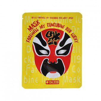 Baviphat Dr.119 Farewell My Concubine Red lucky Mask - Маска охлаждающая
