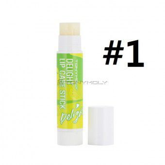 TonyMoly Delight Lip Care Stick 01 Honey Lemon - Бальзам-стик для губ мед-лемон