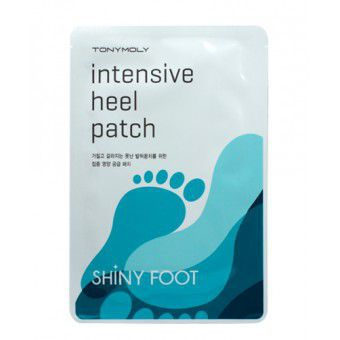 TonyMoly Shiny Foot Intensive Heel Patch - Пластырь для пяток