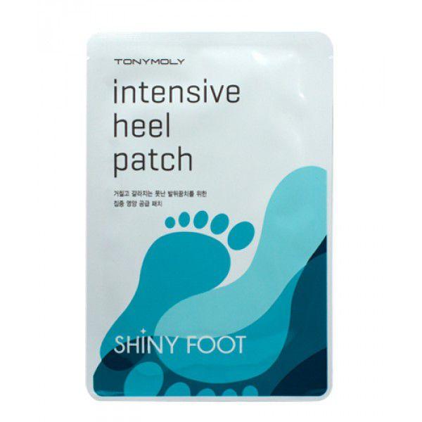 Купить со скидкой Shiny Foot Intensive Heel Patch - Пластырь для пяток