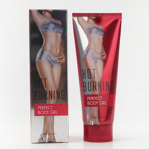 Missha Hot Burning Perfect Body Gel - Гель для тела