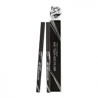TonyMoly Easy Touch Auto Eyeliner 01 Black - Карандаш для век автоматический