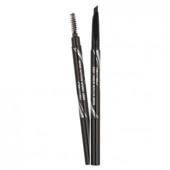 TonyMoly Easy Touch Auto Eyebrow 02 Gray - Карандаш для бровей