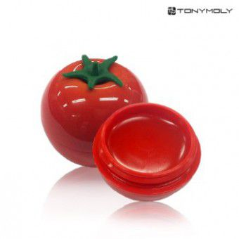 TonyMoly Mini Cherry Tomato Lip Balm - Бальзам для губ томат