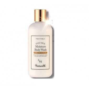 TonyMoly Naturalth Goat Milk Moisture Body Wash - Гель для душа на основе козьего молока