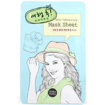 2475, After Mask Sheet - Taking A Trip, , 170.00р., 8806334350444, Holika Holika, Holika Holika