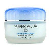 Super Aqua Water Supply Cream - Увлажняющий крем для лица