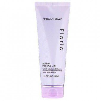 TonyMoly Floria Active Peeling Gel - Мягкий пилинг-гель для лица