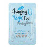 Changing U Magic Foot Peeling Shoes - Средство для пилинга ног