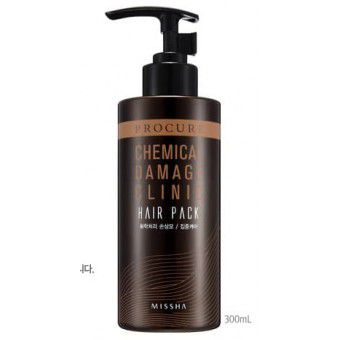 Missha Procure Chemical Damage Clinic Hair Pack - Маска для волос