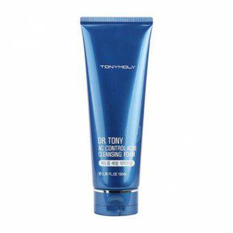 TonyMoly Dr. Tony Ac Control Acne Cleansing Foam - Очищающая пенка для проблемной кожи