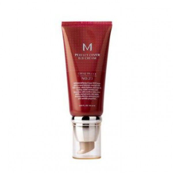 M Perfect Cover BB Cream №23 SPF42/PA+++ - ББ крем