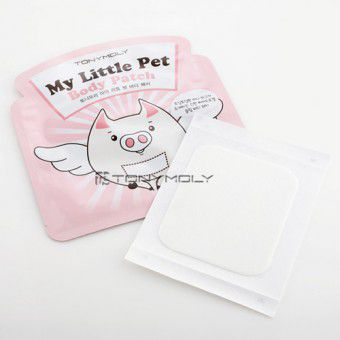 TonyMoly My Little Pet Body Patch - Пластырь для похудения