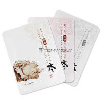 Origin 365 Nourishing Oriental Mask Sheet - Маска для лица питательная