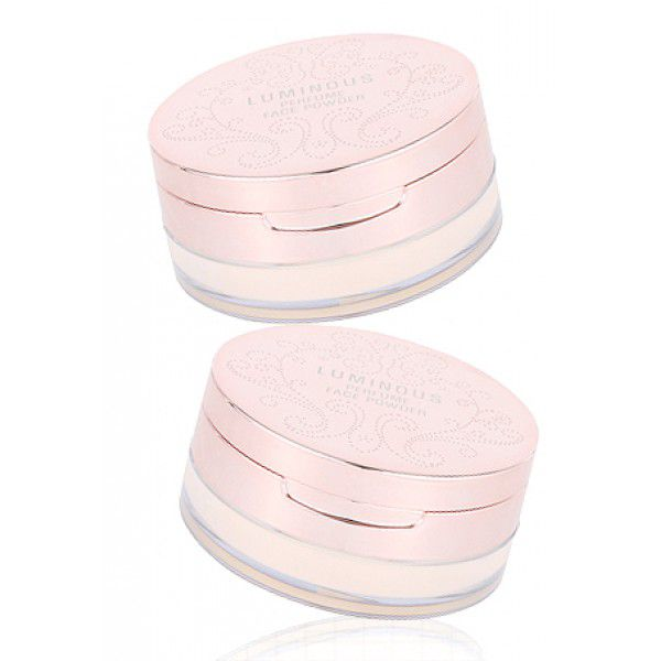 Luminous Perfume Face Powder 02 - Пудра парфюмированная