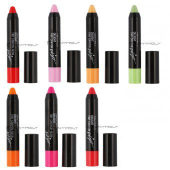 TonyMoly Delight Tint Crayon 03 Change Yellow -  Тинт-бальзам для губ