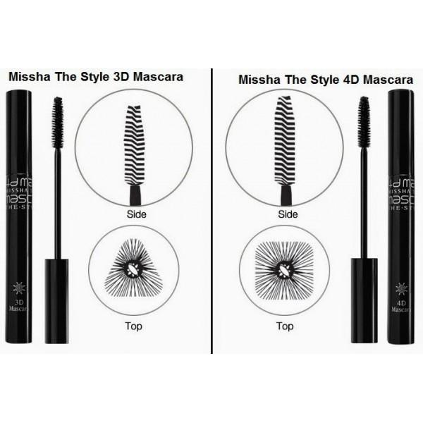 The Style 3D Mascara - Тушь для ресниц