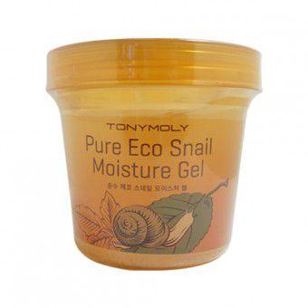 TonyMoly Pure Eco Snail Moisture Gel - Гель с улиточным экстрактом