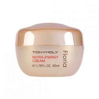 TonyMoly Floria Nutra Energy Cream - Увлажняющий энергетический крем для лица