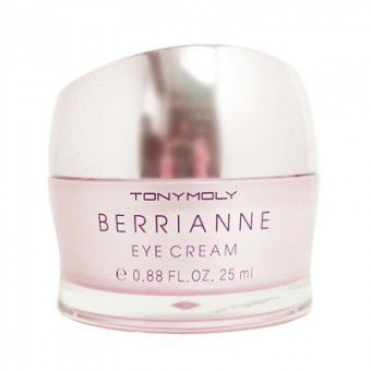 TonyMoly Berrianne Eye Cream - Крем для глаз с экстрактом клюквы