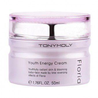 TonyMoly Floria Youth Energy Cream - Увлажняющий крем для лица