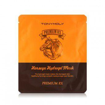 TonyMoly Premium Rx Horseyu Gel Mask - Маска для лица гидрогелевая с лошадиным жиром