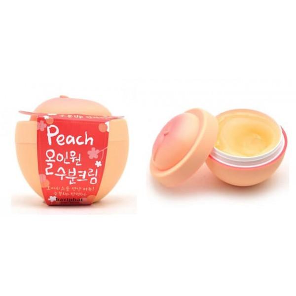 Peach All-in-one Moisture Cream - Увлажняющий крем