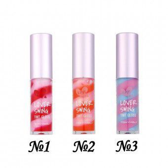 TonyMoly Kiss Lover Swing Tint Gloss 01 Red Swing - Тинт для губ