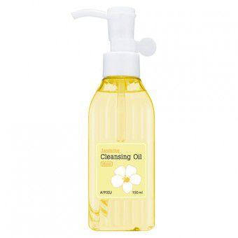 A'pieu Jasmine Cleansing Oil Moist - Гидрофильное масло с экстрактом жасмина