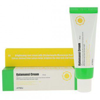 A'pieu Kalamansi Cream - Осветляющий крем с каламондином