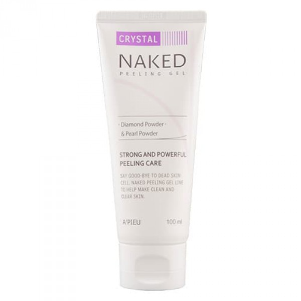 Купить Naked Peeling Gel Crystal - Пилинг-скатка алмазная, A'pieu