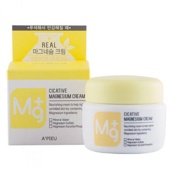 Cicative Magnesium Cream - Питательный крем с магнием