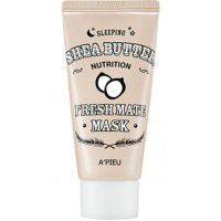 Fresh Mate Mask (Nutrition Shea Butter Sleeping) - Ночная питательная маска для лица с маслом Ши