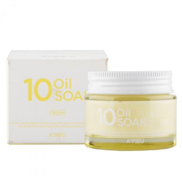 10 Oil Soak Cream - Интенсивный крем на основе 10 натуральных масел