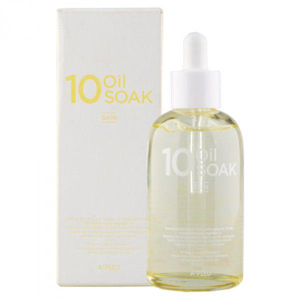 10 Oil Soak Skin - Эссенция на основе 10 натуральных масел