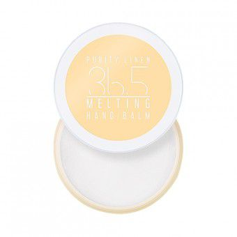 A'pieu Melting Hand Balm 36.5 Purity linen - Бальзам для рук