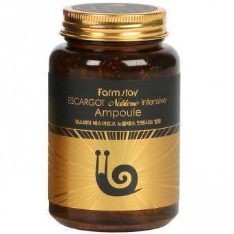 Farm Stay Escargot Noblesse Intensive Ampoule - Многофункциональное средство с экстрактом улитки