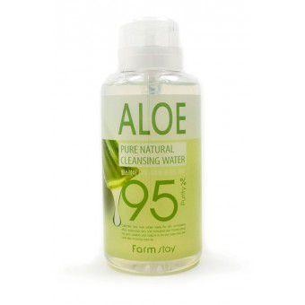 Farm Stay Pure Cleansing Water Aloe - Очищающая вода с экстрактом алоэ