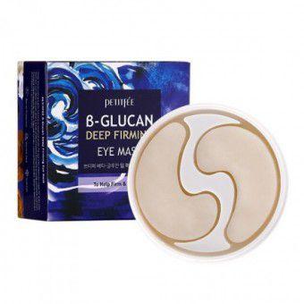 Petitfee B-Glucan Deep Firming Eye Mask - Патчи под глаза с глюканом