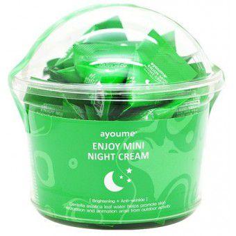 Ayoume Enjoy Mini Night Cream - Крем для лица ночной