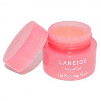 Laneige Lip Sleeping Mask Вerry mini - Ночная ягодная маска для губ 3 г.