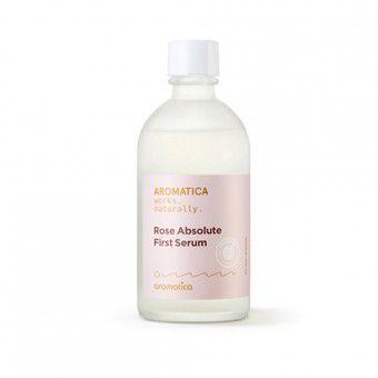 Aromatica Rose Absolute First Serum - Сыворотка для увлажнения кожи лица