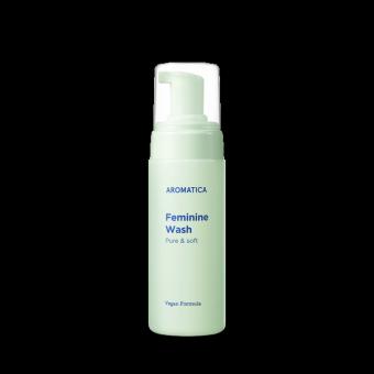 Aromatica Pure & Soft Feminine Wash - Средство для интимной гигиены