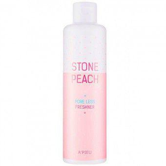 A'pieu Stone Peach Pore Less Tightener - Сыворотка с экстрактом персика для сужения пор